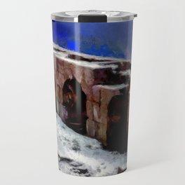 Winter Fort Travel Mug