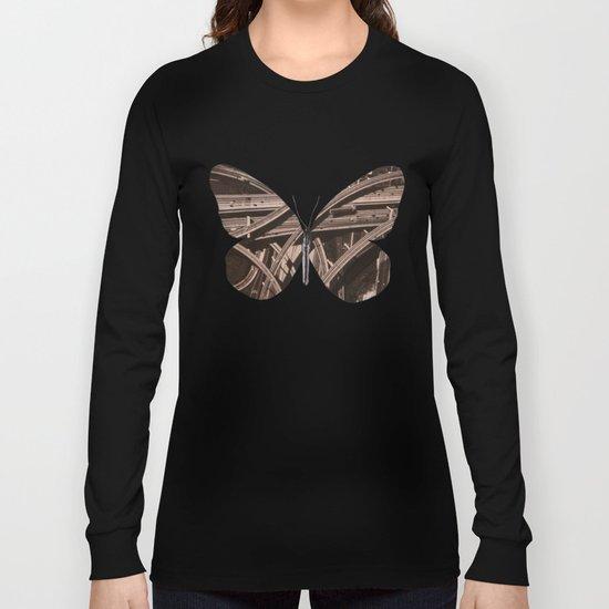 Ways of the Butterflies 4 Long Sleeve T-shirt