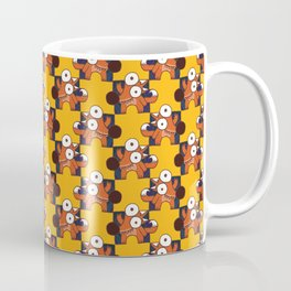 Puzzle Fox Coffee Mug