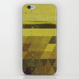 Solidago Meadow iPhone Skin