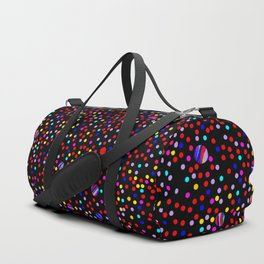 Colorful Rain 09 Duffle Bag