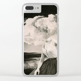 Hydrogen Age Clear iPhone Case