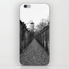 Auschwitz, Poland. iPhone & iPod Skin