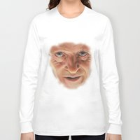 hannibal Long Sleeve T-shirts featuring Hannibal  by Stephanie Nuzzolilo