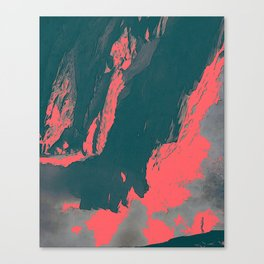 ESCALATION Canvas Print