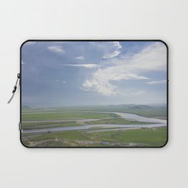 Yellow River in Sichuan, China Laptop Sleeve