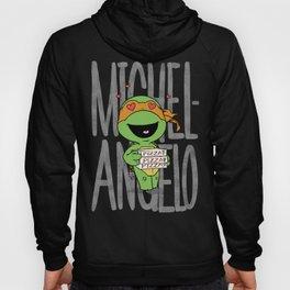 TMNT: Michelangelo (Cute & Dangerous) Hoody