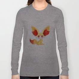 Fennekin Long Sleeve T-shirt