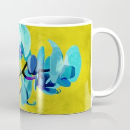 Orchid blue Coffee Mug