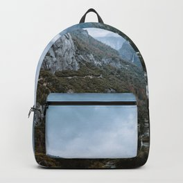 Yosemite Storm Clouds Backpack