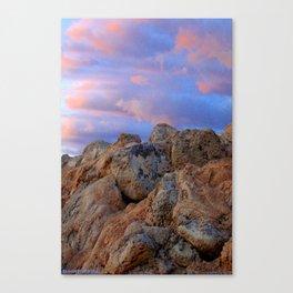 Super Earth part 4 Canvas Print