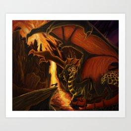 Conquest Art Print