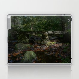 Cragg Vale Clapper Bridge Laptop & iPad Skin