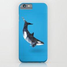 Killer Whale. Slim Case iPhone 6s