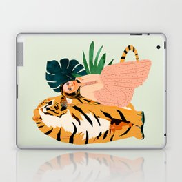 Tiger Spirit Laptop & iPad Skin
