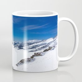 The Very Top of Europe  Coffee Mug