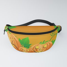 Pumpkins with personality Fanny Pack