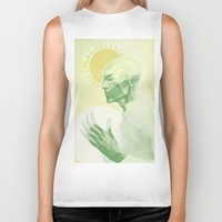 dragon age Biker Tanks featuring Dragon Age: Solas by Couple Of Kooks
