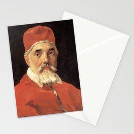 Gian Lorenzo Bernini - Portrait of Pope Urban VIII Stationery Cards