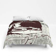 Bakemona-Lisa Comforters