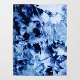 Ice Dye #1 Poster