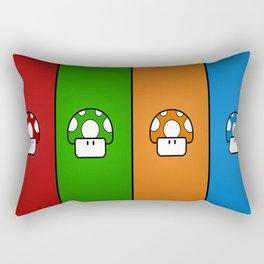 Toad Row Rectangular Pillow