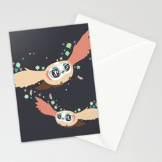 Flying with me Stationery Cards