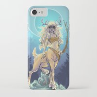 daunt iPhone & iPod Cases featuring Golden Hind by Daunt