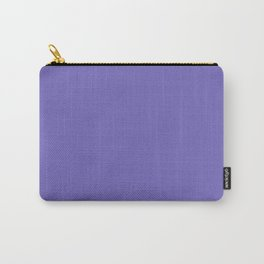 Blue-Violet (Crayola) -solid color Carry-All Pouch