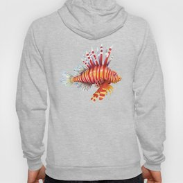 Firefish - lion fish Hoody
