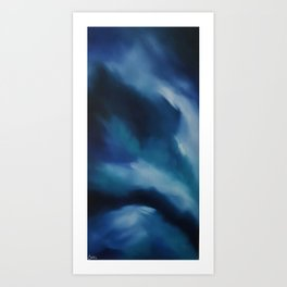 Take me Higher Art Print