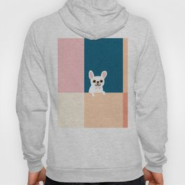 Little_French_Bulldog_Love_Minimalism_001 Hoody