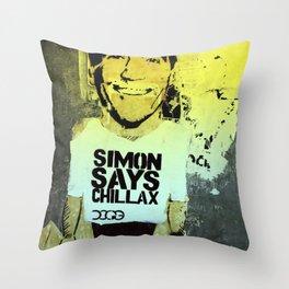 Simon says... Throw Pillow