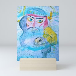 Pirates of Pirot Mini Art Print