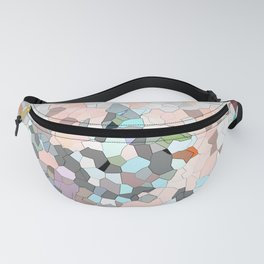 Mermaid Cells Fanny Pack