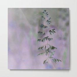 Grass invers Metal Print