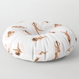 Naked party Floor Pillow