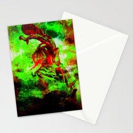 Bruises Stationery Cards