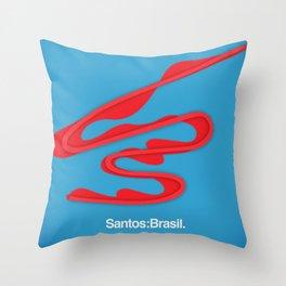 Santos Throw Pillow