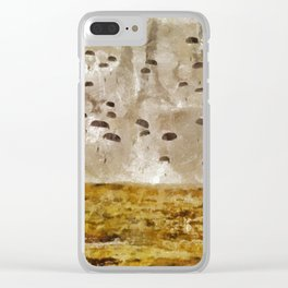 Operation Market Garden, WWII Clear iPhone Case