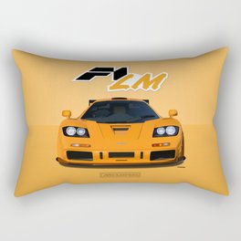 1996 McLaren F1 LM Rectangular Pillow