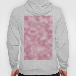 Strawberry & Cream Reflective Abstract Background Hoody