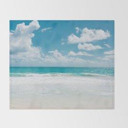 North Shore Hawaii Throw Blanket