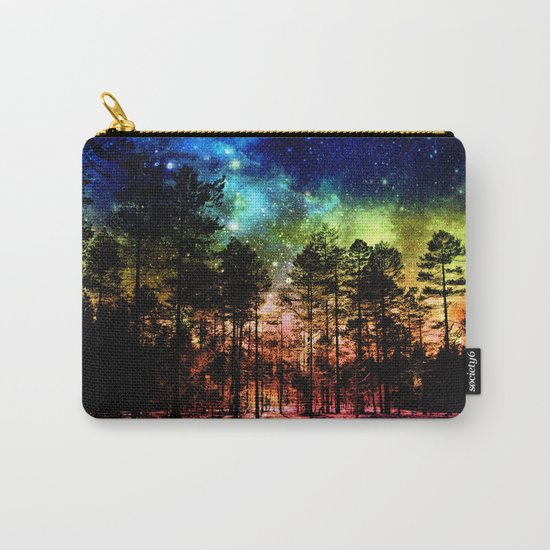 One Magical Night ( Rainbow ) Carry-All Pouch