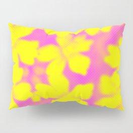 Flower | Flowers | Yellow & Pink Flowers | Nadia Bonello Pillow Sham