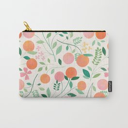 Vanilla Peaches Carry-All Pouch