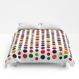 Dots #01 Comforters