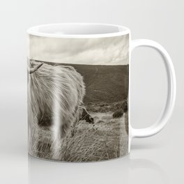 Moo Hair Coffee Mug