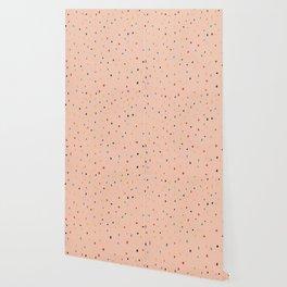 Polka dot candies Wallpaper