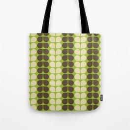 Retro leaf Tote Bag